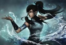 Avatar: the Legend of Korra / This is all the LOK stuff I find.  / by Sarah Klaehn