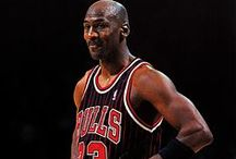 Greatest Basketball Player of All Time- Michael Jordan / by Annie