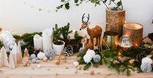 Noël / Des inspirations pour cette période magique de Noël.