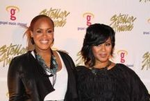 Mary Mary (Tina and Erica Campbell) / by Annie
