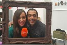 Chocolate Frame Selfies @ #thechocfest / Chocolate Frame Selfies.