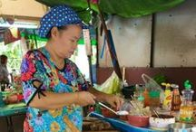 World Street Food & Recipes / Learn before you travel: What is the best street food of the given city. Taste and enjoy!