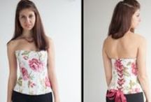 FREE Sewing Tutorials DIY / Free sewing tutorials on how to make corsets, wedding and evening dress. Sewing tips and tricks, free patterns and more.