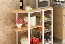 Kitchen Organization Ideas DIY / Learn how to organize your kitchen big or small