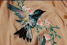 CRAFTS: Embroidery