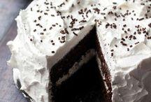 Desserts, Sweet Breads & Snacks / by Ann Y.