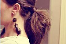 ..hair,makeup and nails that I love..