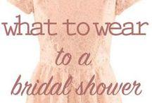 shower ideas / by jaime carol