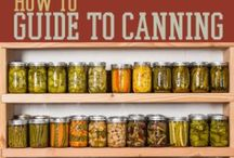 *+*TRADITIONAL CANNING IDEAS AND RECIPES*+* / preserving great tasting food by canning or freezing, and refrigeration. All kinds of foods including homemade condiments. / by *+*DEBBIE'S DELISH DISHES*+*