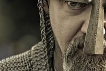 Vikings / Fierce warriors--the first pirates.