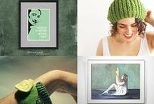 ETSY TREASURY BY VICKY