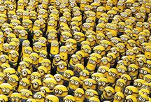 Minions / All about the cute minions!!!!!! AHHHHHHHH