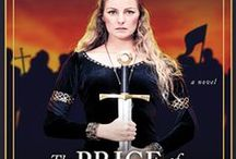 The Price of Blood / The second novel in the Emma of Normandy Trilogy. U.S. release date: February 2015. Available in hardcover, e-book & audiobook.