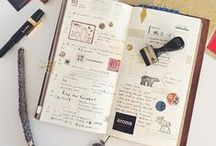 LIFESTYLE: Bullet Journals / A collection of #planner and #bujo smart ideas