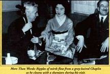 """Donald Richie """"Living Tribute"""" articles / Reprints of the late Donald Richie's Tokyo Journal articles on Japan"""