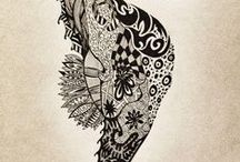 zentangle and other pctrs / pctrs I like....