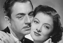 Nick & Nora / Basically everything William Powell & Myrna Loy.  Because they will always be Nick & Nora to me!  ;)