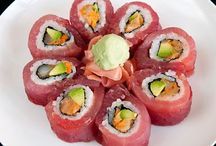 *+*SUSHI RECIPES*+* / ALL KINDS OF SUSHI RECIPES / by *+*DEBBIE'S DELISH DISHES*+*