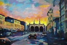 Gemälde von Ricardo Garces / Paintings - Malereien By Ricardo Garces,  http://ricardogarcesart.com/de/ #Kunst  #Art #Gemälde #Paintings #Artist