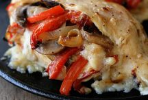 *+*CHICKEN RECIPES*+* / ALL KINDS OF DELICIOUS CHICKEN RECIPES.  / by *+*DEBBIE'S DELISH DISHES*+*