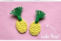 Tutos crochet/tricot