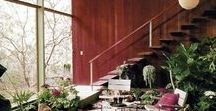 Interiors / Beautiful, global interior spaces...