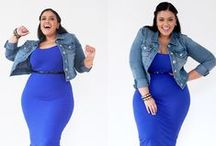 Curvy Party Style
