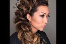Hairstyles fashion Goddess / by Claudia Padilla