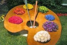 flowers & gardens...