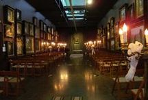 May Wedding Ceremony / Ceremony held in the Main Gallery.