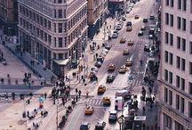 Urban sights / Urban landscapes, architecture. Городские пейзажи, архитектура.