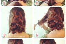 Vlasy / Účesy z dlouhých vlasů