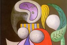 Picasso's Artwork / Research for assignment
