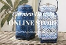 Her Online Store / Interior Design products to help make your simply your home renovations and help fill your home with beautiful things xo http://www.carmendarwin.com