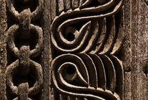 Doors of Zanzibar / Handmade antique doors inherited from the colonial times.