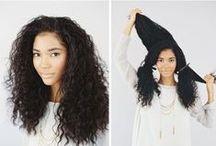 C r o w n i n g  G l o r y / Hair