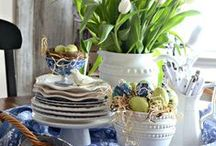 Her Easter Inspiration / Beautiful styling idea to wow your family this Easter!