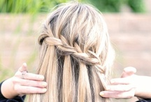 Funky Hair and DIY Beauty