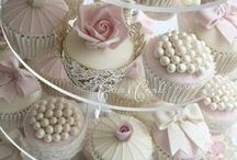 Vintage & Lace Cakes / Vintage and Lace is still very popular with wedding and celebration cakes alike. Many items to recreate these ideas can be found in our online shop here http://www.sweetsuccess.uk.com/Home.asp