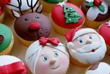 Christmas Ideas / We've rounded up some of the top ideas and inspiration for your Christmas baking and cake decorating! Many items to recreate these ideas can be found in our online shop here http://www.sweetsuccess.uk.com/Home.asp