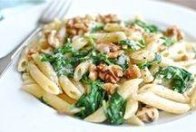 Pasta Rezepte / Leckeres aus der Welt der Nudeln. Pasta Gerichte und Rezepte für deinen Cheatday.