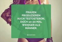 Fitness Fakten / Fitness Fakten auf den Punkt gebracht.