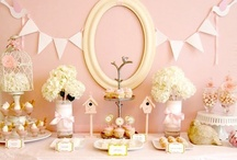 Dessert Tables / Dessert tables are quickly becoming common place at many weddings and larger events so we've tried to round up some of the best which demonstrate great layouts as well as inspired edible displays. Many items to recreate these ideas can be found in our online shop here http://www.sweetsuccess.uk.com/Home.asp