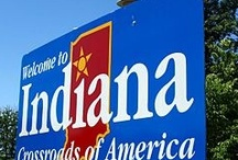 Indianapolis and Indiana / As the 12th largest city in the United States, Indianapolis' population is nearing 800,000. In addition, the metropolitan area of Indianapolis has reached over 1.5 million, making Indy the Midwest's third largest city. Welcome to Hoosier country!