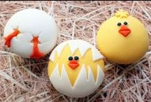 Easter Ideas / Easter isn't all about chocolate eggs, any sweet treat goes down well during this holiday! Many items to recreate these ideas can be found in our online shop here http://www.sweetsuccess.uk.com/Home.asp