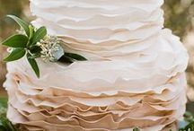 Ruffle Cakes / Ruffle cakes are still proving popular as a wedding design as cakes can be made entirely with ruffles or just one tier can be a focal point. Many items to recreate these ideas can be found in our online shop here http://www.sweetsuccess.uk.com/Home.asp