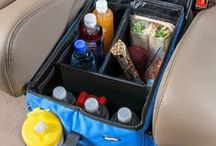 Car Organizers / The broadest assortment of durable and functional car organizers available, featuring ample storage compartments designed to keep every area of the car clean and clutter-free.