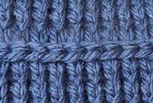 Knitting / by Irena Chrzanowska
