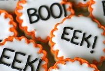 Halloween Ideas / Halloween parties are often filled with sweet treats so we've tried to round up some of the more popular designs to help give you inspiration for your next bake! Many items to recreate these ideas can be found in our online shop here http://www.sweetsuccess.uk.com/Home.asp