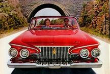 Amazing Classic Cars / We LOVE these classics - when you see one on the road, you can't help but smile!